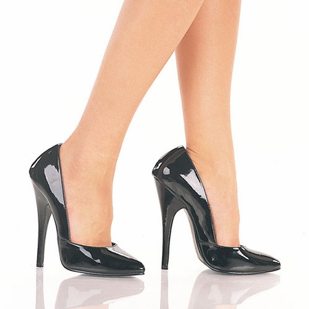 "6"" Domina-423 Stiletto Heels"
