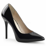 "Amuse-20 Pump with 5"" Heel to size 16"