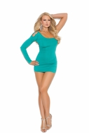Elegant Moments 8293 Mini Dress to 3X