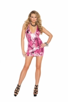 Elegant Moments 8320 Mini Dress