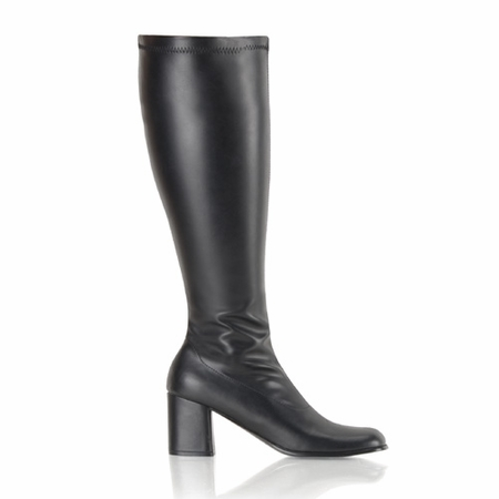 GoGo-300WC Wide Calf Knee High Boot
