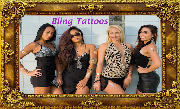 Bling Tattoos