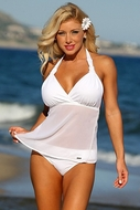 Lovers Beach Tankini - Honeymoon Collection D205