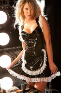 Patent French Maid Costume