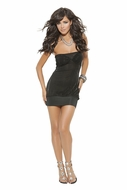 Strapless Mini Dress 8263