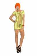 Strappy mini dress  8860
