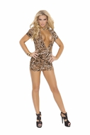 Super Plunge Club Dress 8292