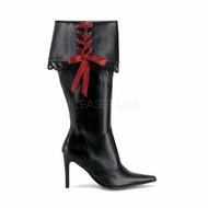 Wide Width Calf Knee High Boot