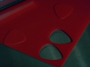 0.80mm Red Acetal Sheeting