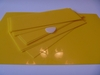 .50mm yellow acetal delrin sheeting