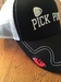 Pick Punch Guitar Pick Holder Mesh Hat