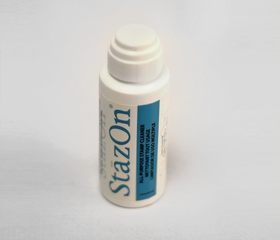 Stazon stamp cleaner Dauber Top