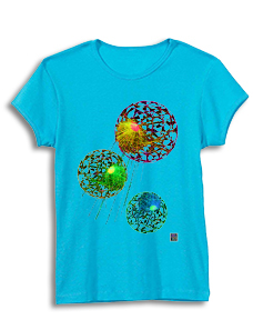 """96703210 Neutrino Alpha Particles""� - for Women"