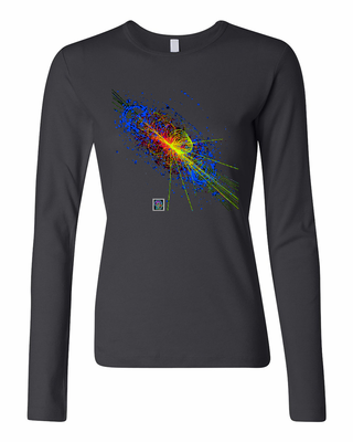 """""""Particle:  Higgs Boson""""© - for Women"""