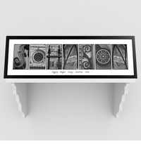 Architectural Elements II-III Name Prints