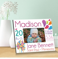 Baby Announcement Picture Frames