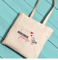 Bridesmaid Perfect Totes