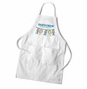 Dad's White Apron