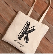Kate Monogram Tote Bag