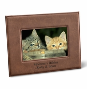 Leatherette 5x7 Picture Frame