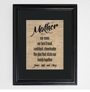 Mother's Framed Print