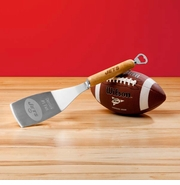 Engraved NFL BBQ Spatula Bottle Opener