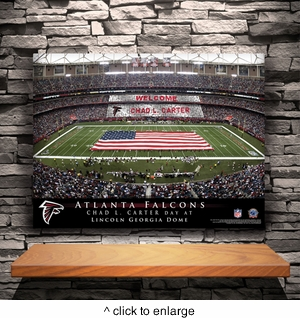 NFL Stadium Canvas Prints - click to enlarge