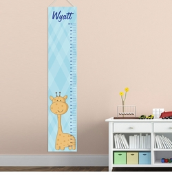 Personalized Boys Growth Charts