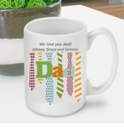 Personalized Father's Day Mug