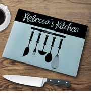 Personalized Glass Cutting Boards - General
