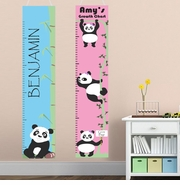 Personalized Kids Growth Charts