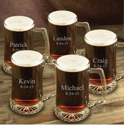 Set of Five 25oz Mugs