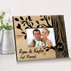 The Tree of Love Wooden Picture Frame - click to enlarge