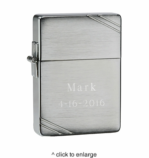 Zippo 1935 Replica Lighter - click to enlarge