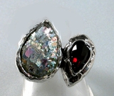 Artistic Sterling Silver Rings