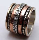 Cubic Zirconia Rings    Silver and Gold Rings   Engagement Rings