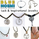 Inspirational Jewelry: Love Luck Blessings & Protection