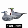 iittala Toikka Wood Ducks Set
