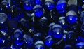 Royal Blue Luster Firebeads