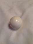 NEW AUTOMATIC IVORY SHIFT KNOB FITS MERCEDES W113
