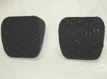 2x Mercedes Brake and Clutch Pedal Pad W107 W108 W109 W111 W113 W114 W115 W123