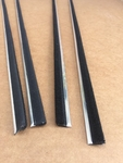 4 Piece Window Felt fits Mercedes W111 W113
