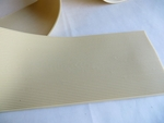 Beige color sill plate cover rubber for mercedes coupe w111w112 w113 3.5 2door
