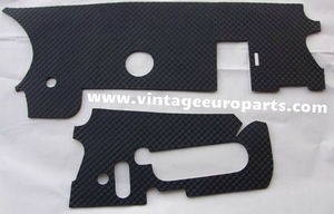 DIAMOND PATTERN FIREWALL INSULATION PAD fits Mercedes PAGODA 230SL 250SL 280SL W113