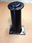 In The Trunk Spare Wheel Tire Holder Mount 230sl 250sl 280sl w113 113 pagoda