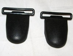 PAIR USED KANGOL SEAT BELT COVERS W108 W109  W113 W114