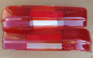 L&R Taillight Lens Fits Mercedes W100 600 Limo