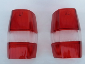 mercedes 190sl 190 sl w121 ponton red tail light lens new replacement