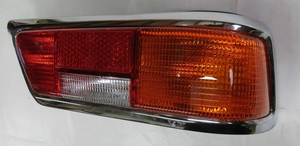 mercedes 280sec 280se w111 3.5 coupe convertible cabriolet right tail light