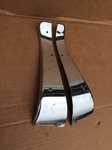 Mercedes 280SL W113 Pagoda Inner Door Chrome Moldings ('63-'71)